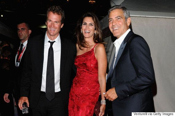 Cindy Crawford's Husband Rande Gerber Reveals That His Wife Once Got Into Bed With George