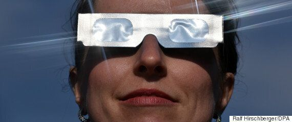 Solar Eclipse Selfies Could Cause Blindness Experts