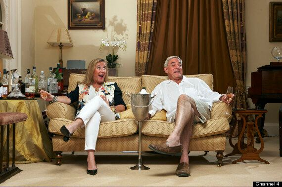 'Gogglebox' Stars Steph And Dom To Write 'Guide To Life' Book (We Think It May Include Rather A Lot Of