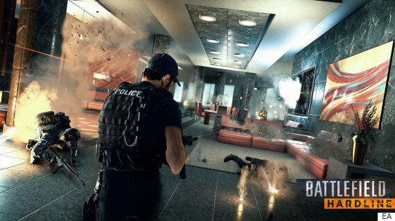 'Battlefield: Hardline' Review: License To