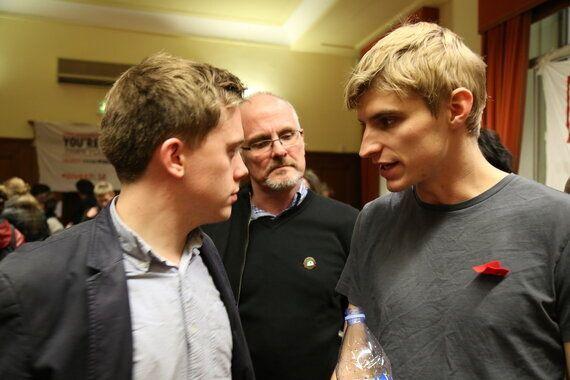 LSE Occupy Interviews Owen