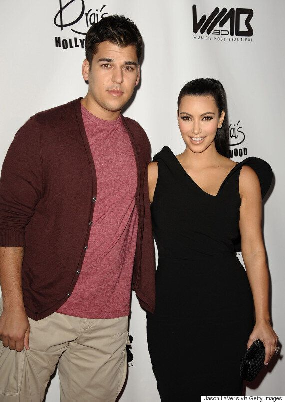 Kim Kardashian Compared To 'The B**** From Gone Girl' In Instagram Post From Brother Rob