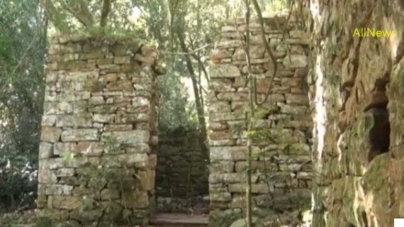 Nazi Lair Built For Leaders Of The Third Reich Discovered Deep In Argentine