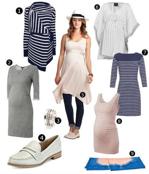 Maternity Fashion: Styling Your Bump For
