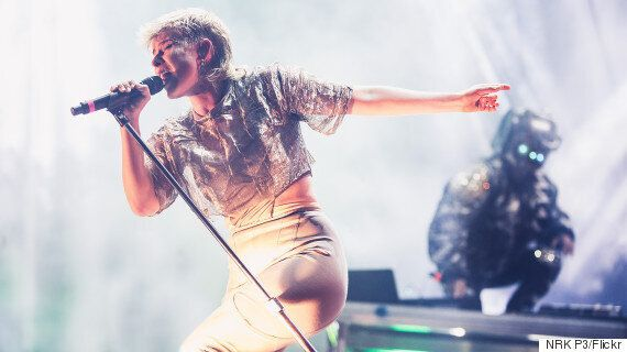 Robyn To Launch Festival For Women In