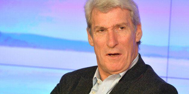 LONDON, ENGLAND - NOVEMBER 17: Former Newsnight presenter Jeremy Paxman interviewed as Debrett's and...