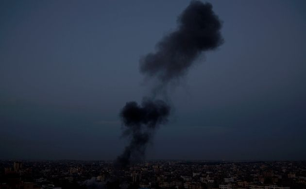 Ισραήλ: Νέα αεροπορική επιδρομη στη Γάζα ως αντίποινα για την εκτόξευση