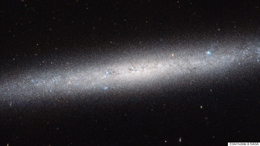 Hubble Captures An Entire Galaxy With Stunning New