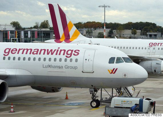 Germanwings Crew Refuse To Fly After Airbus A320 French Alps Plane