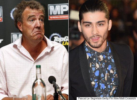 Zayn Malik Quits One Direction And Jeremy Clarkson Sacked From 'Top Gear' On The Same Day... Just A Coincidence,