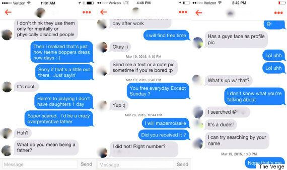 Tinder Hack Tricks Straight Guys Into Flirting With Each