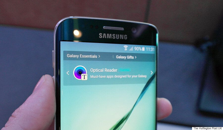 Samsung Galaxy S6 Edge Review: Emotional
