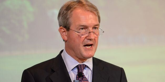 File photo dated 20/06/13 of former environment secretary Owen Paterson, who has urged David Cameron...