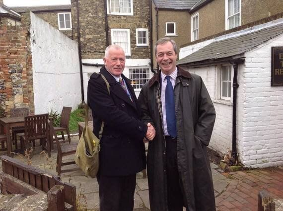 Hate Attack on Ukip Councillor's Home in Farage Constituency Thanet
