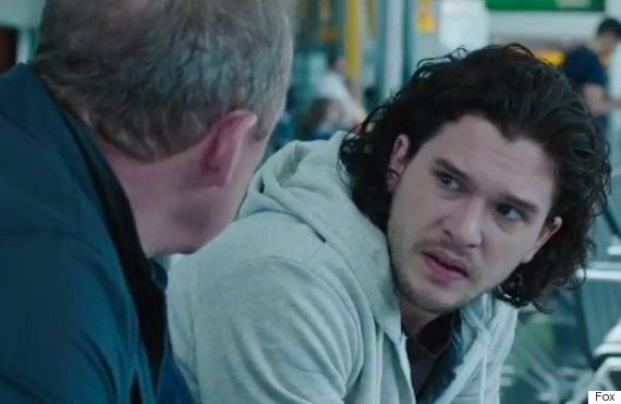 Kit Harington, Peter Firth In 'Spooks: The Greater Good Trailer'