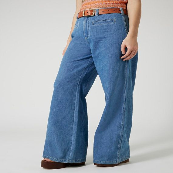 Flares Are in This Spring, But Can Anyone Actually Pull Them