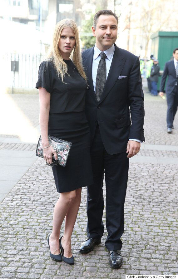 David Walliams 'To Divorce Lara Stone Next Month', After Being Married For Five