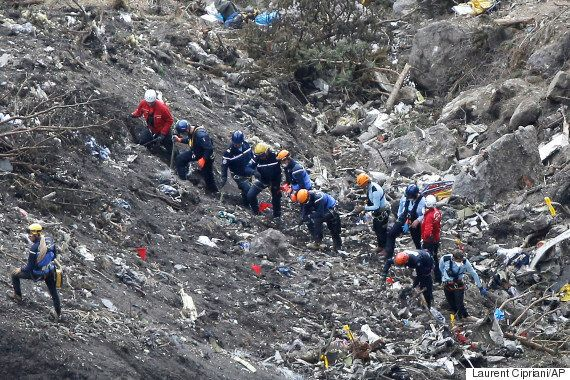 Germanwings Crash Sees Airlines Including Easyjet And Thomas Cook Change Cockpit