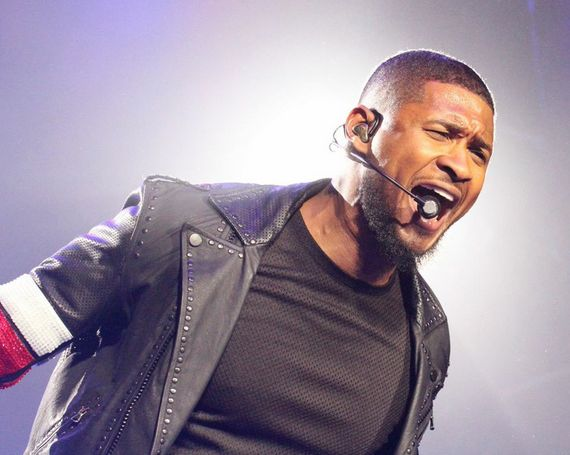 22 Reasons Why Usher is The Best Commercial Male R&B artist of Our