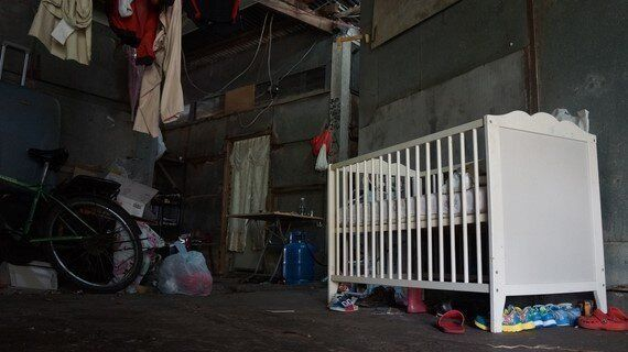 Photo Story: Hong Kong's Most Vulnerable Holed Up in Squalid