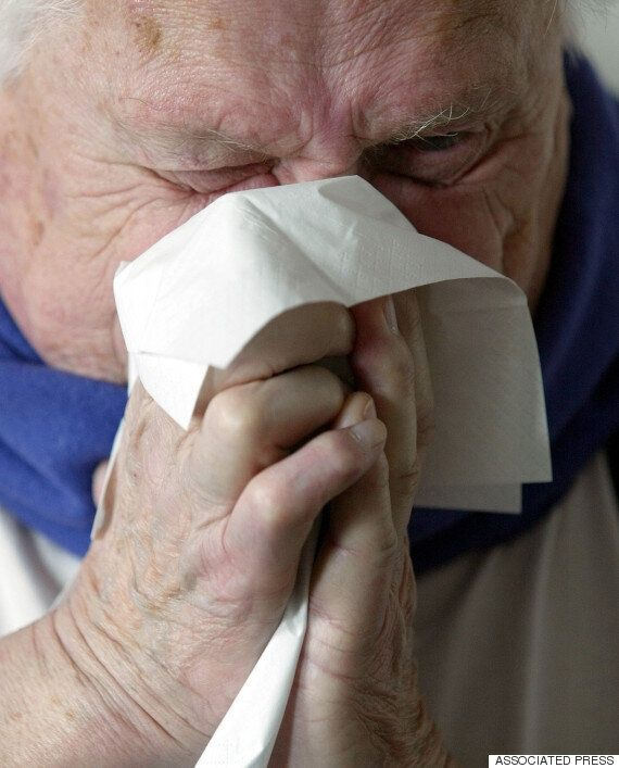 Arrest For Man Who Slapped Elderly People For Sneezing In