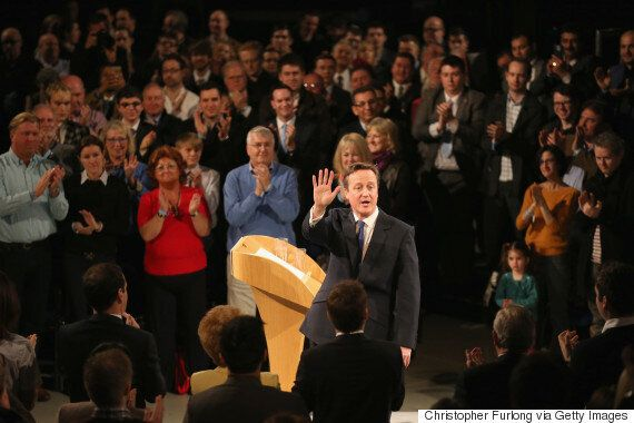 David Cameron Promises 7-Day NHS And Kicks Off Election Campaign With Blistering Attack On