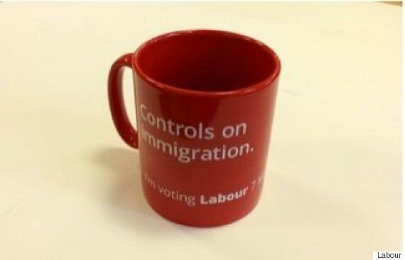 Labour's Bizarre 'Controls On Immigration' Mug Is Perfect For The Ardent Ukipper In Your