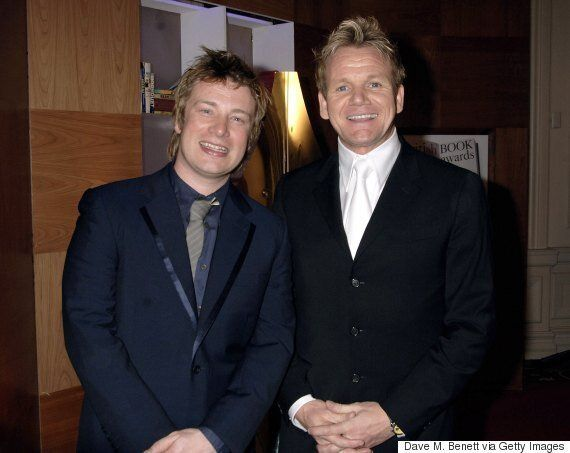Jamie Oliver Slams 'Deeply Jealous' Rival Gordon Ramsay: 'He's Busy Making Our Industry Look Like A Bunch...