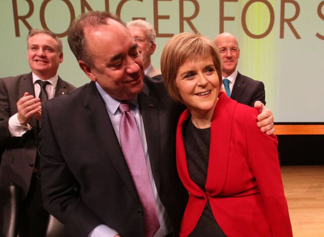 SNP A 'Scottish Raiding Party Coming To Burn Westminster Down,' Says Lord