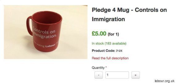 Forget The Labour Immigration Mug: These Pieces Of Ukip, Tory And Lib Dem Merchandise Are Even