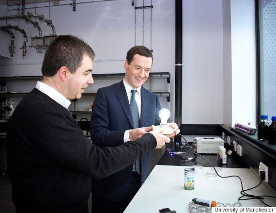 Revolutionary Graphene Light Bulb Should Save You