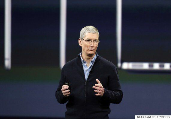 Tim Cook Speaks Out Against 'Religious Freedom' Bill In