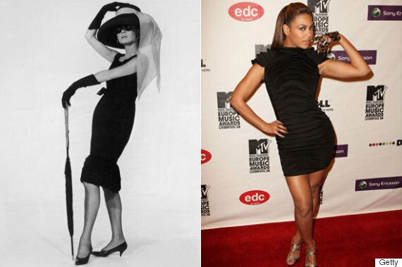 3fad6254bdfd From Audrey Hepburn to Beyoncé: The History Of The Little Black ...