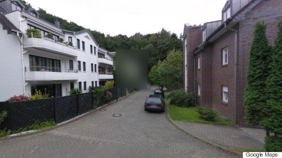 Germanwings Crash Co-pilot Andreas Lubitz's Home Has Been Blurred From Google