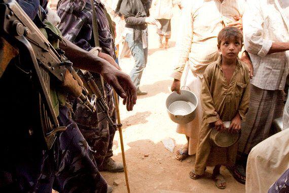 Yemen's Food Crisis Fuels