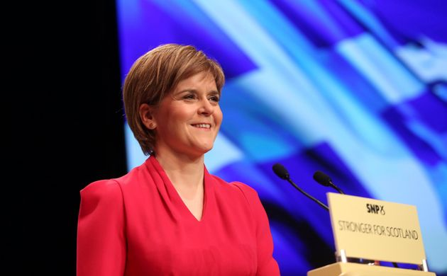 Labour Faces SNP Landslide In Scotland At General Election According To New