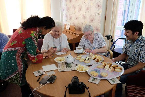 Visiting Care Homes: The Forgotten