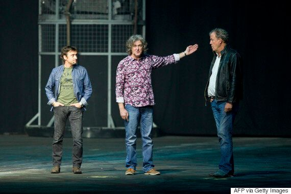 Jeremy Clarkson To Appear At Rebranded 'Top Gear' Shows With James May And Richard