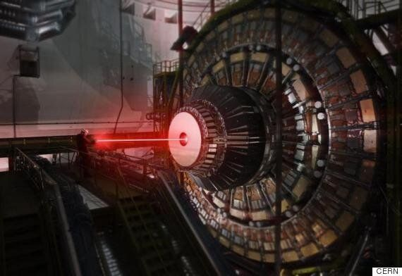 CERN Confirms Existence Of The