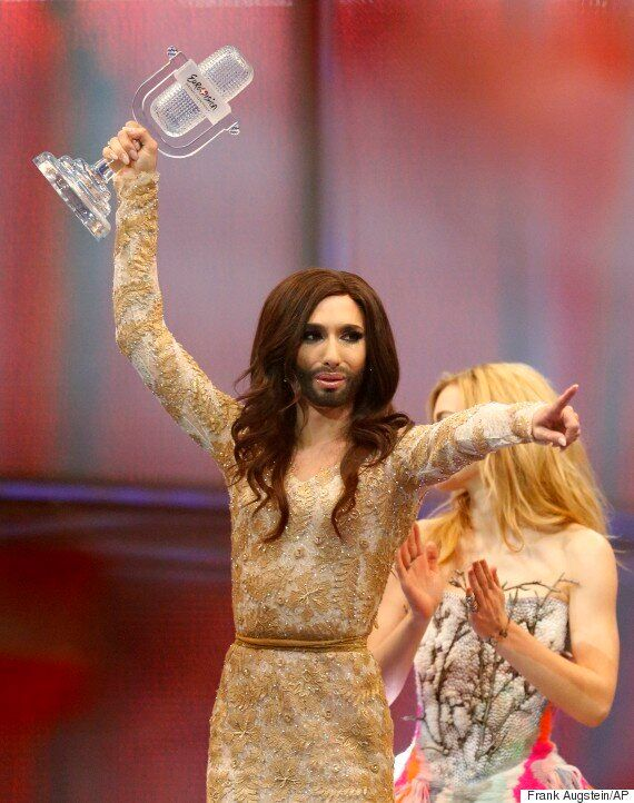 'Eurovision' Winner Conchita Wurst Doesn't Feel She's Done Enough To Deserve 'Gay Icon'