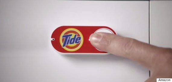 Amazon's Dash Button Is NOT An April Fool's Prank, It's The 'Future' Of