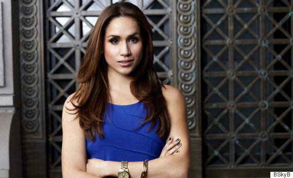 'Suits' Actress Meghan Markle On Emma Watson, TV's Embrace Of Flawed Women And Men At Dinner Parties