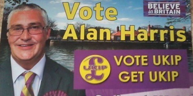 Ukip Candidate Alan Harris Accused Making Racist And Homophobic Facebook