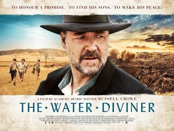 Film Reviews - While We're Young, The Water Diviner and