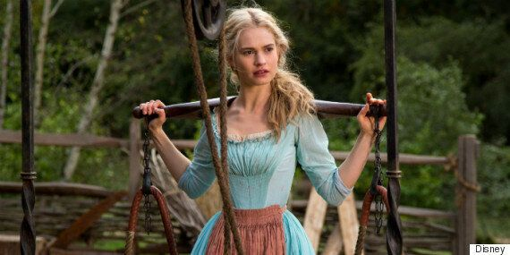 Lily James: Learn About The 'Cinderella' Star From 'Downton Abbey' With 9 Facts In 90 Seconds