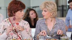 Catherine et Liliane raccrochent