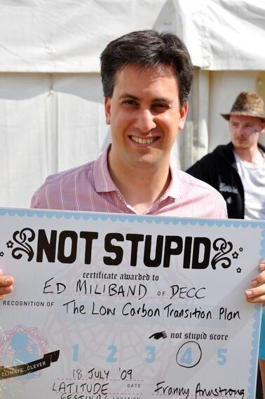 Should Britain Trust Ed Miliband With a 'Hell