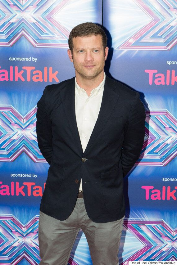 Olly Murs Addresses Rumours He's Replacing Dermot O'Leary On 'The X Factor': 'I Would Never Do It......
