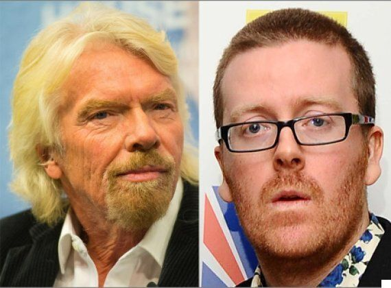 Frankie Boyle Calls Richard Branson A 'Mad C**t' Over Global