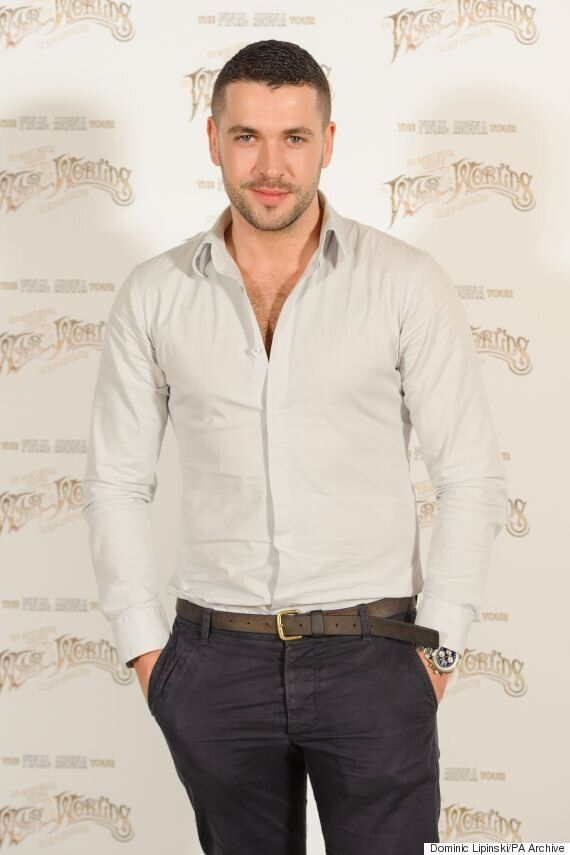'Coronation Street': Shayne Ward Is Waiting To Hear Back After An 'Incredible' 'Corrie'